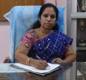 Dr.G.Jaya Gowry. M.L.,Ph.D.,